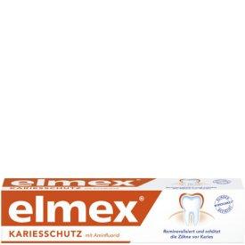 Elmex Zahnpasta Kariesschutz