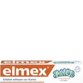 Elmex Zahncreme Junior