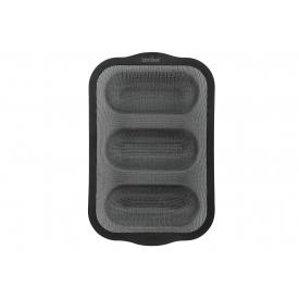Zenker Minibaguette-Form 28x18cm SIL-GF