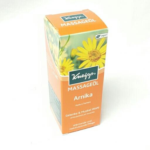 Kneipp Gelenke und Muskel Wohl Arnika-Öl