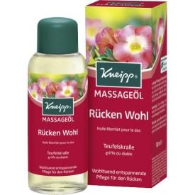 Kneipp Massageöl Rückenwohl