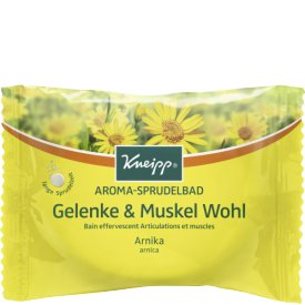 Kneipp Aroma-Sprudelbad Gelenke & Muskel Wohl