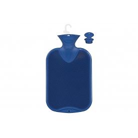 Fashy Wärmflasche Doppellamelle 2 l saphir