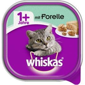 Whiskas Katzenfutter 1     mit Forelle