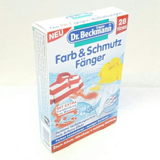 Dr. Beckmann Farb- und Schmutzfangtücher