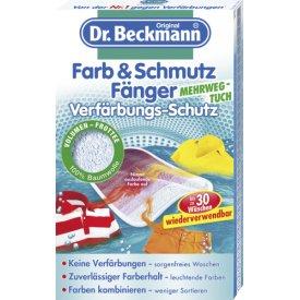Dr. Beckmann Farb & Schmutz Fänger Mehrweg Tuch