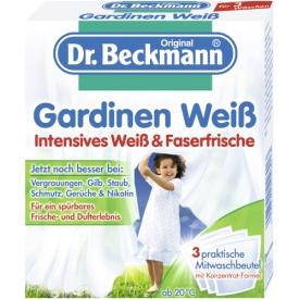 Dr. Beckmann Gardinenweiss