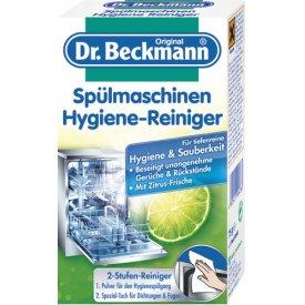 Dr. Beckmann Spülmaschinen Hygiene Reiniger