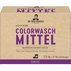 Dr. Theo Krauss Colorwaschmittel Pulver Sensitiv