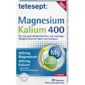 Tetesept Magnesium Kalium 400 Tabletten
