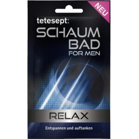 Tetesept Schaumbad Relax For Men