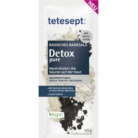 Tetesept Badesalz basisch Detox pure