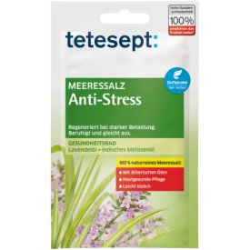 Tetesept Badesalz Anti Stress