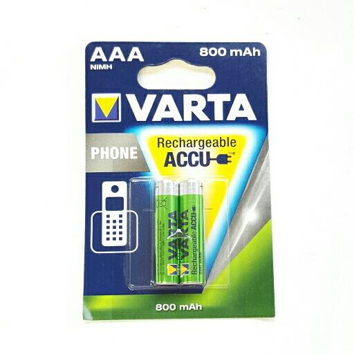 Varta Akku Phone Micro AAA 800 mAh