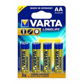 Varta  Longlife Extra Batterie AA