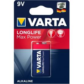 Varta  Batterie MAX 9Volt Blister