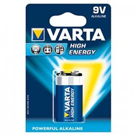 Varta  High Energy Alkaline E-Block 9V