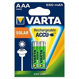 Varta  Solar Akku AAA Micro