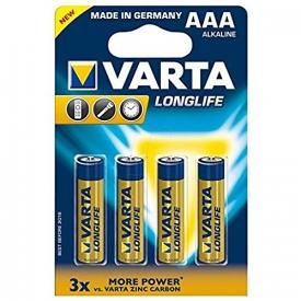 Varta  Batterie Micro AAA 4103 Longlife