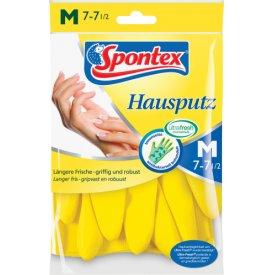 Spontex Gummihandschuhe Hausputz Gr. 7 bis 7,5