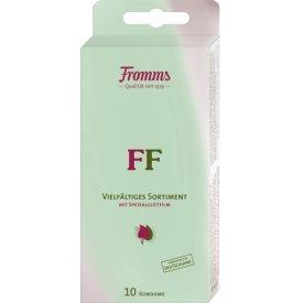 Fromms FF Vielfältiges Sortiment Kondome