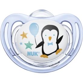 Nuk Freestyle Silikon-Schnuller Gr. 3 18-36 Monate
