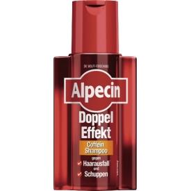 Alpecin Shampoo DoppelEffekt gegen Schuppen & Harausfall
