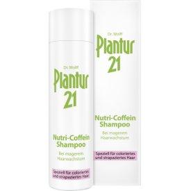 Plantur 21 Shampoo Nutri-Coffein Coloriertes & Strapaziertes Haar