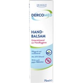 DERCOMED Handcreme Hygiene Balsam