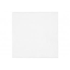 Fasana Lunch-Serviette 33x33cm uni weiß 20er Pack