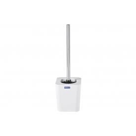 Wenko WC-Garnitur Candy Kunststoff 39cm weiß