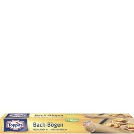 Toppits Backpapier Bögen