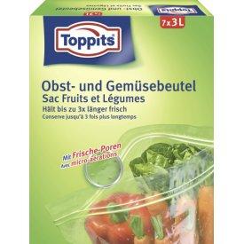 Toppits Obst und Gemüsebeutel