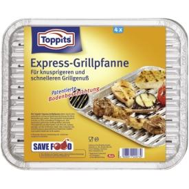 Toppits Blitz-Grill-Pfanne