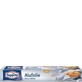 Toppits Kraft-Alufolie 10m