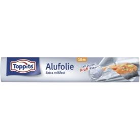 Toppits Kraft-Alufolie Rolle 30cm - 10m