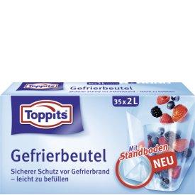 Toppits Gefrierbeutel 2l Mit Standboden