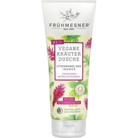 Frühmesner vegane Kräuterdusche Zitronenmelisse & Ingwer