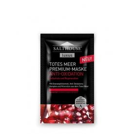 Salthouse Salthouse Luxus Totes Meer Mask 2x5ml Premium Anti-Oxidation Sensitiv