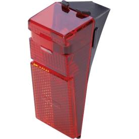 Prophete LED-Rücklicht Montage am Schutzblech