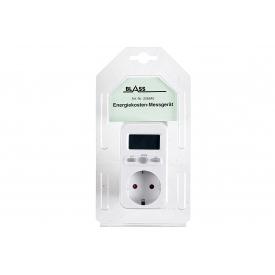 Blass Elektro Energiekosten Meßgerät mit LCD Anzeige