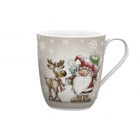 Wellco Kaffeebecher Christmas Friends 37cl