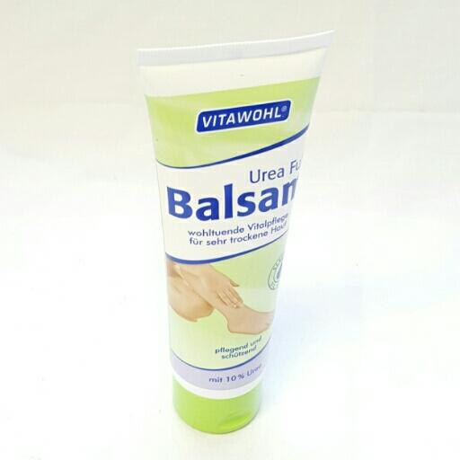 Vitawohl Fußbalsam & Salbe Balsam