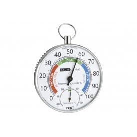 Tfa-dostmann TFA Thermo-Hygrometer Ø10cm