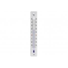 Tfa-dostmann TFA Innen-Außen-Thermometer Edelstahl gebürstet 4,5x9x2,8cm