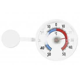 Tfa-dostmann TFA Fenster-Thermometer mit Selbstklebefolie Ø7,3cm