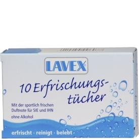 Lavex Erfrischungstücher