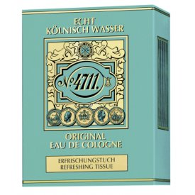 4711 Original Refreshing Eau de Cologne Tissue