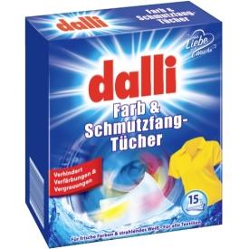 Dalli Farb & Schmutzfang-Tücher