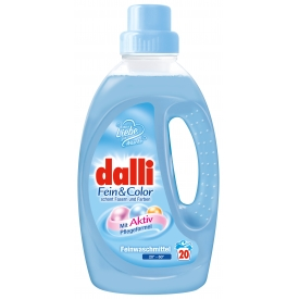 Dalli Fein & Color Flüssigwaschmittel